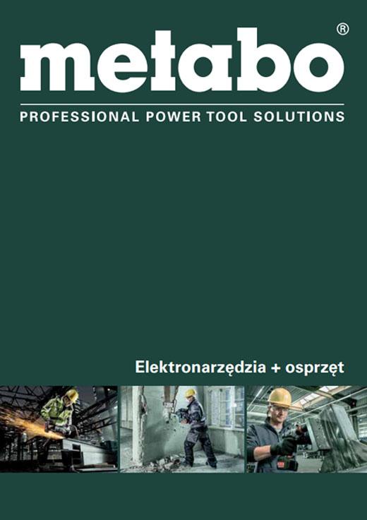 METABO elektronarzędzia + osprzęt